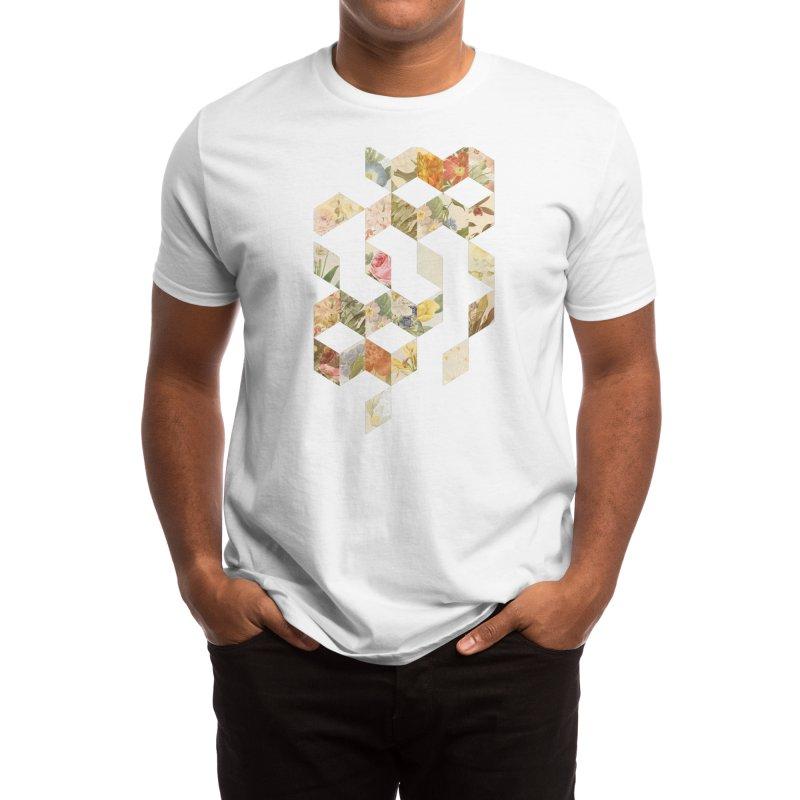 Keziah - Flowers Men's T-Shirt by Threadless Artist Shop