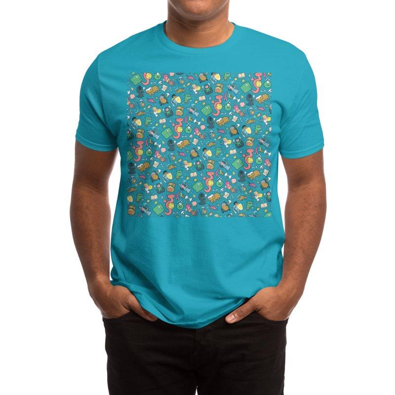 Dungeons & Patterns Men's T-Shirt by Threadless Artist Shop