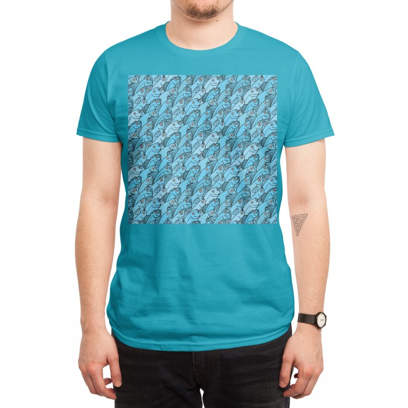 There's plenty of fish... Men's T-Shirt by Threadless Artist Shop