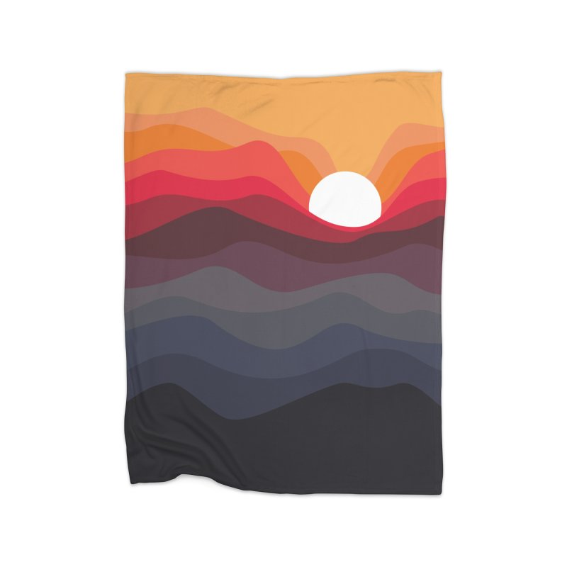 Outono Home Blanket by Threadless Artist Shop