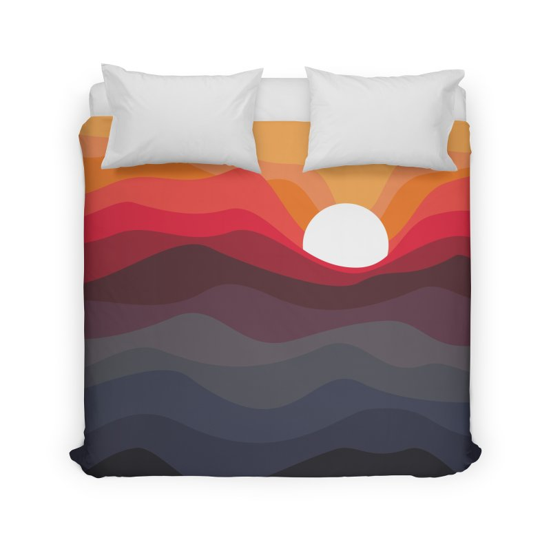 Outono Home Duvet by Threadless Artist Shop