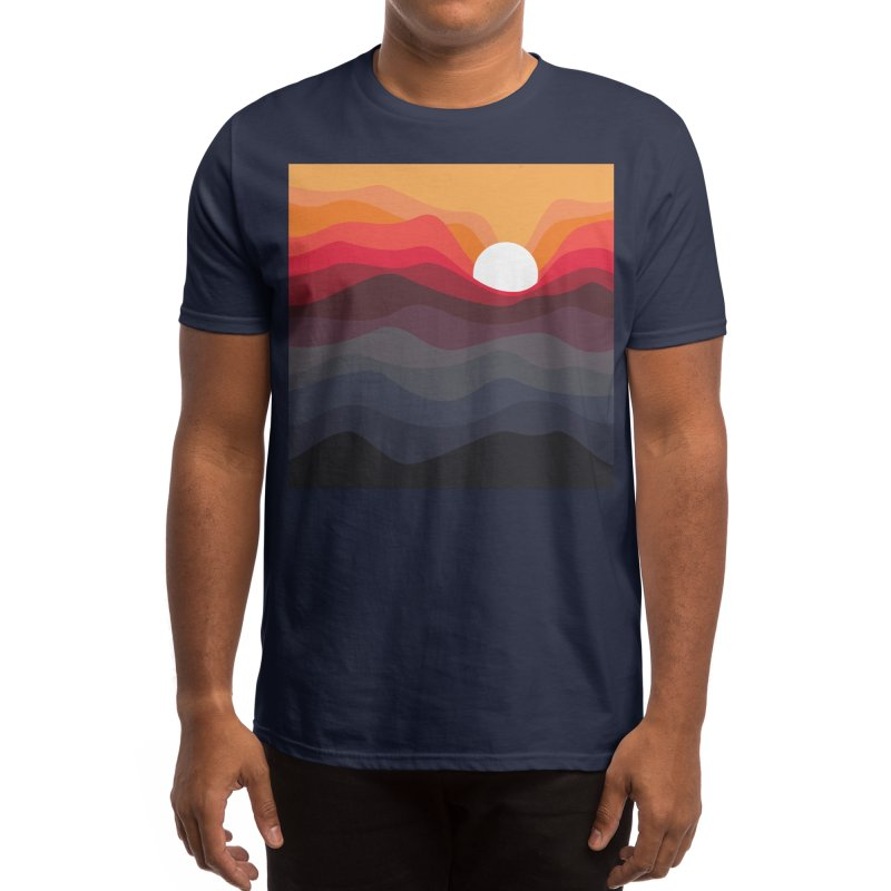 Outono Men's T-Shirt by Threadless Artist Shop
