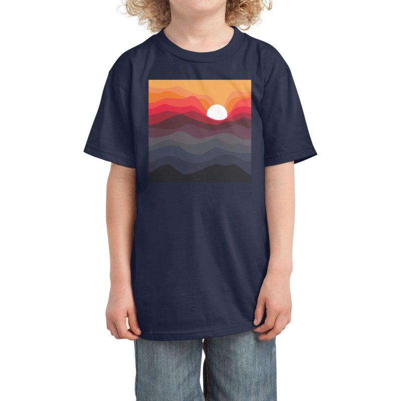 Outono Kids T-Shirt by Threadless Artist Shop