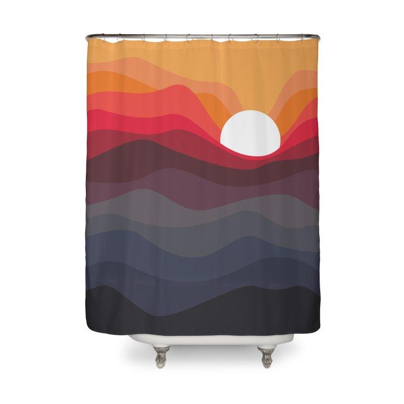 Outono Home Shower Curtain by Threadless Artist Shop