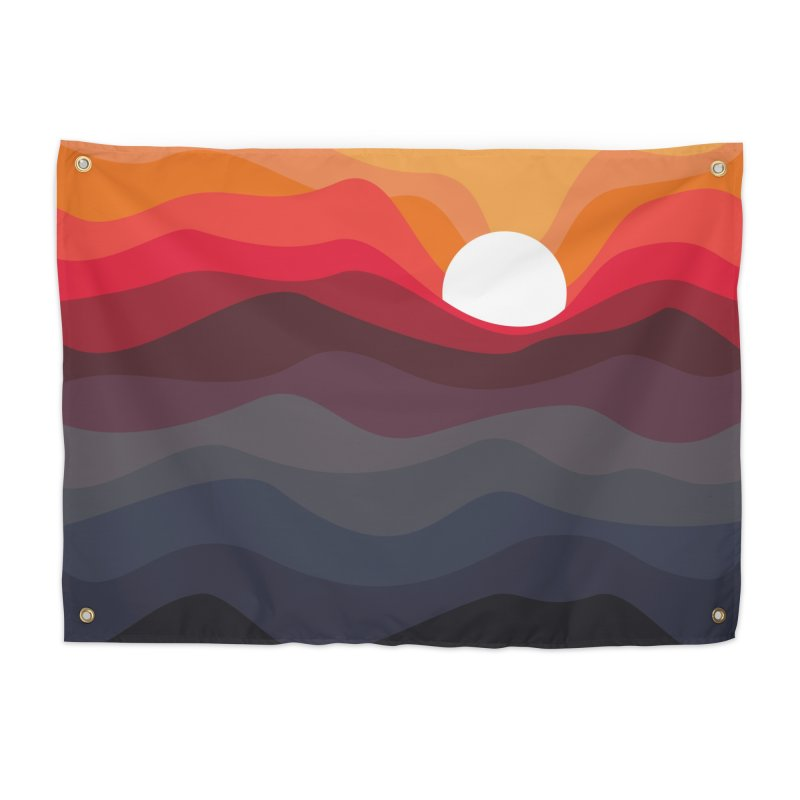 Outono Home Tapestry by Threadless Artist Shop