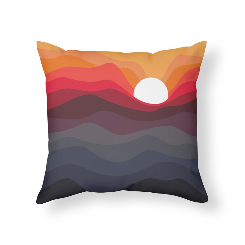 Outono Home Throw Pillow by Threadless Artist Shop