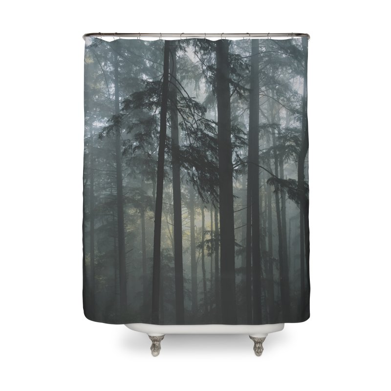 Portland Home Shower Curtain by Threadless Artist Shop