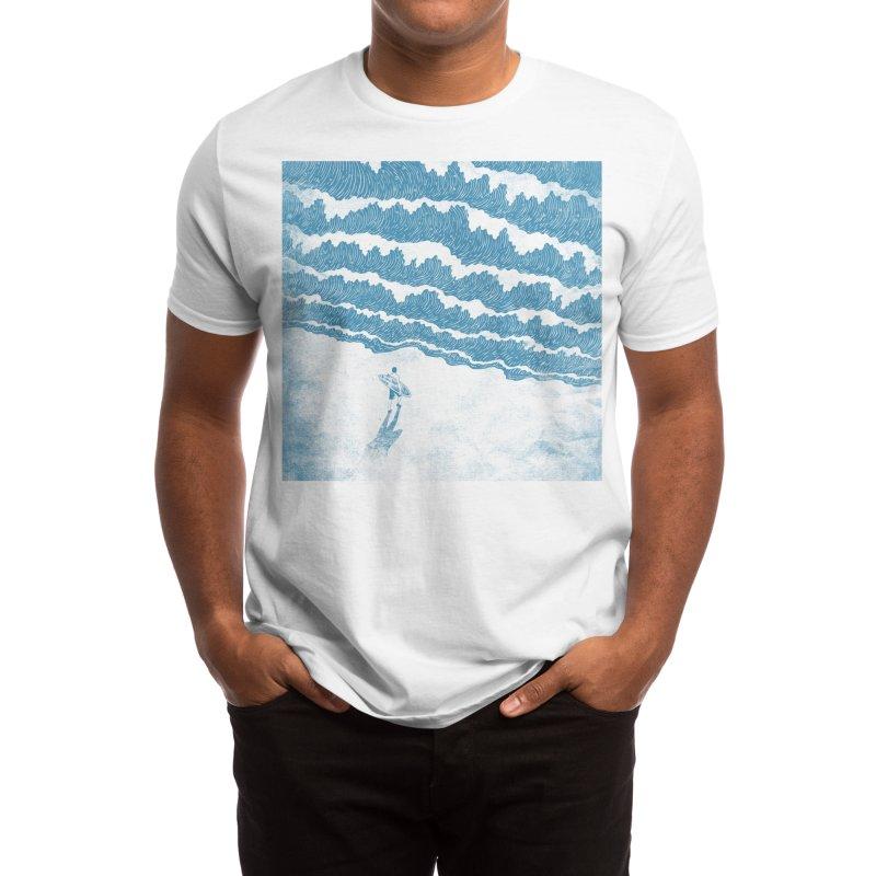 Never-ending Challenge Men's T-Shirt by Threadless Artist Shop