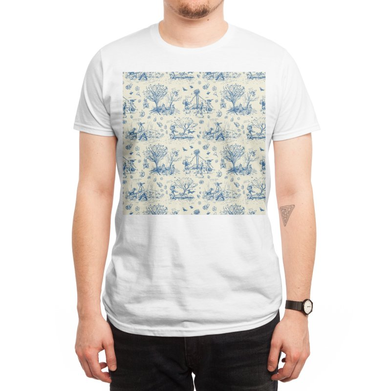 It's Toile About You Men's T-Shirt by Threadless Artist Shop