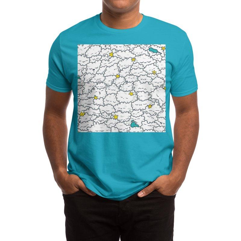 A Cloudy Night Men's T-Shirt by Threadless Artist Shop