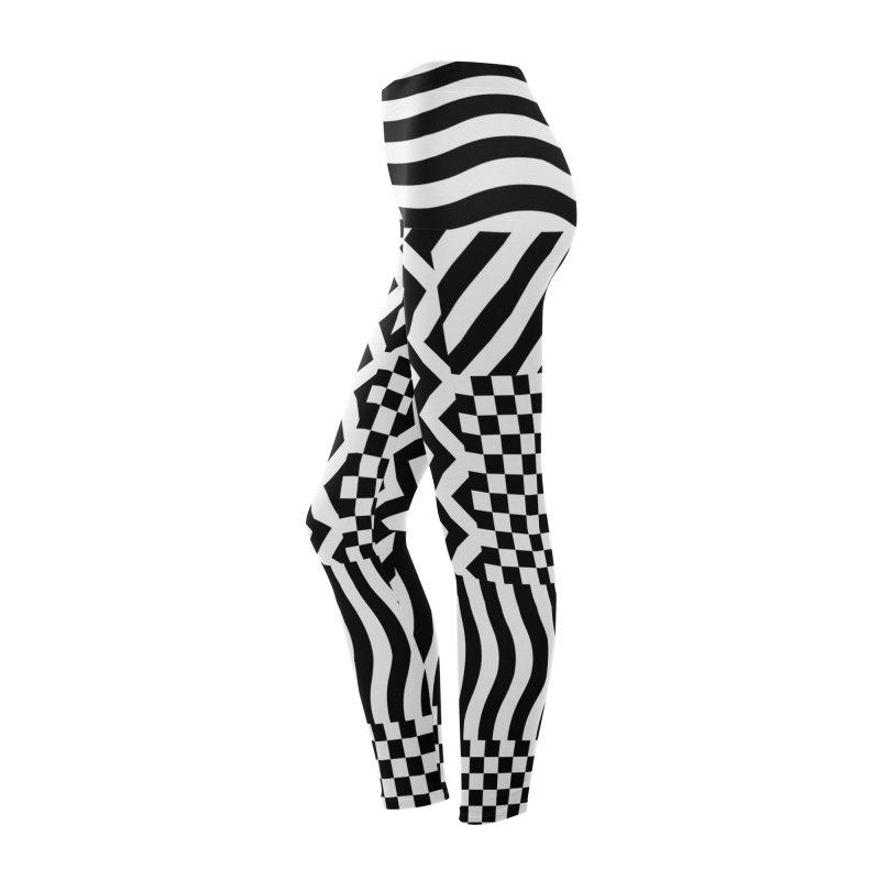 Dazzle Women's Bottoms by Threadless Artist Shop