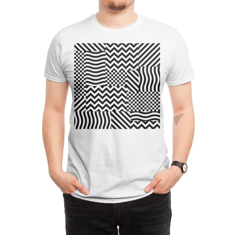Dazzle Men's T-Shirt by Threadless Artist Shop