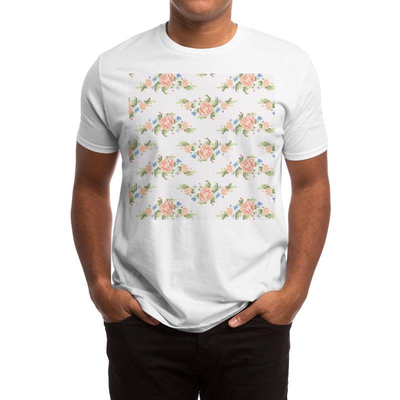 Kitsch never killed anyone Men's T-Shirt by Threadless Artist Shop
