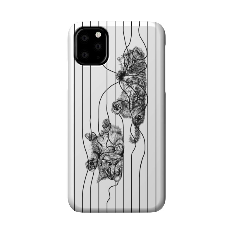 Play with Me Accessories Phone Case by Threadless Artist Shop
