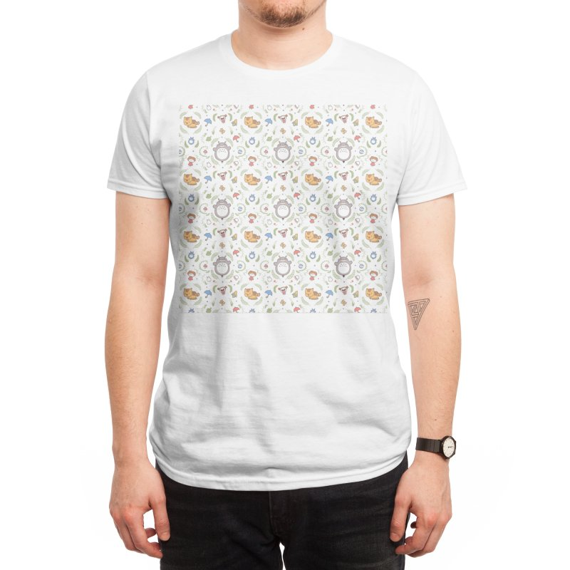 Neighborly Creatures Men's T-Shirt by Threadless Artist Shop