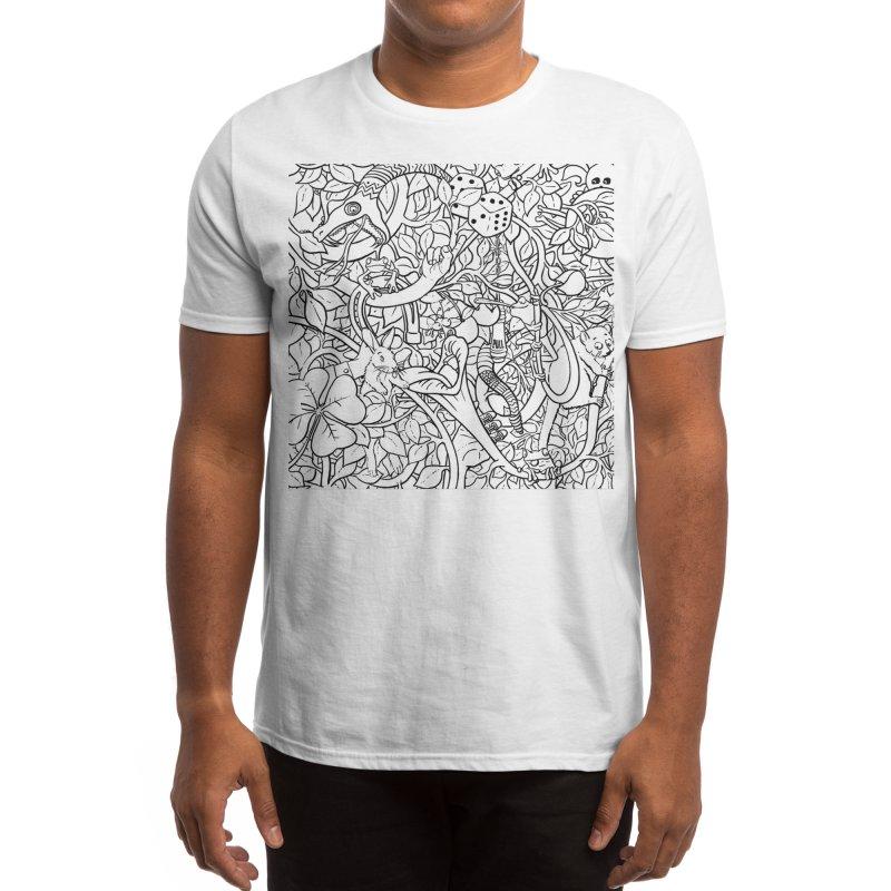 Mojo Jungle Men's T-Shirt by Threadless Artist Shop