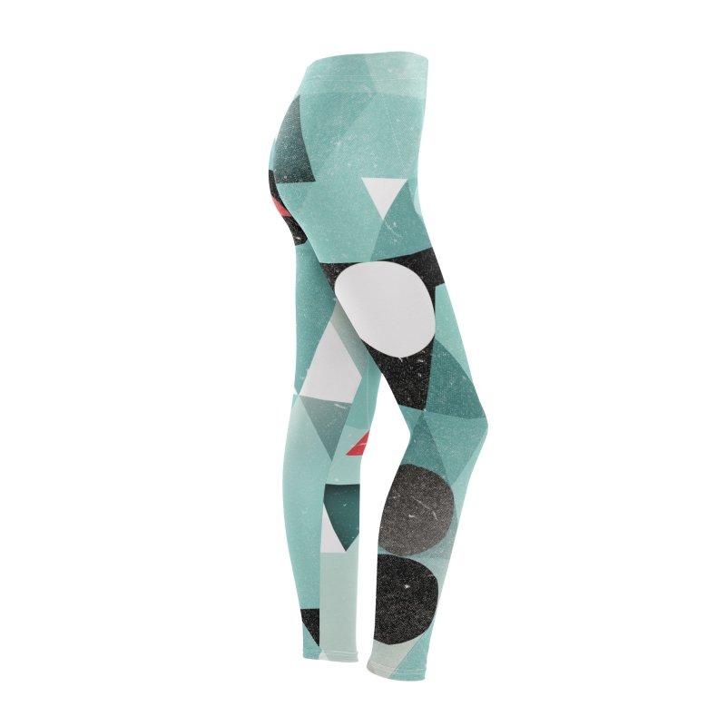 GeometRUG Abstract Women's Bottoms by Threadless Artist Shop