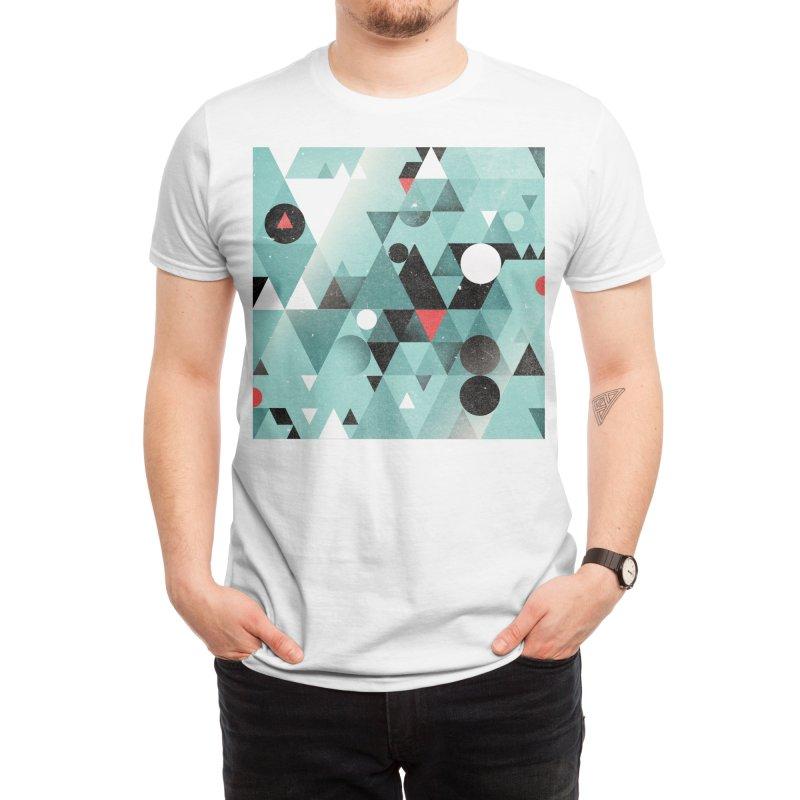 GeometRUG Abstract Men's T-Shirt by Threadless Artist Shop