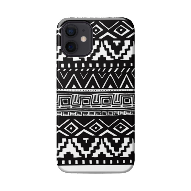 Aztec Madness Accessories Phone Case by Threadless Artist Shop