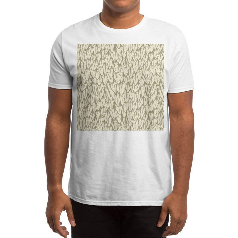 Feathered Fringe Men's T-Shirt by Threadless Artist Shop