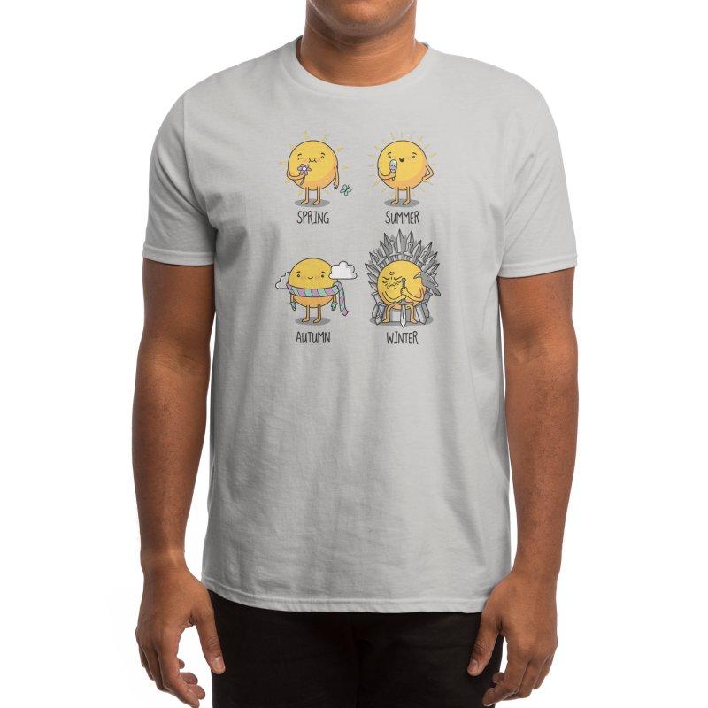 The Seasons Men's T-Shirt by Threadless Artist Shop