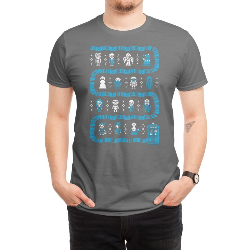 Who's Outside? Men's T-Shirt by Threadless Artist Shop