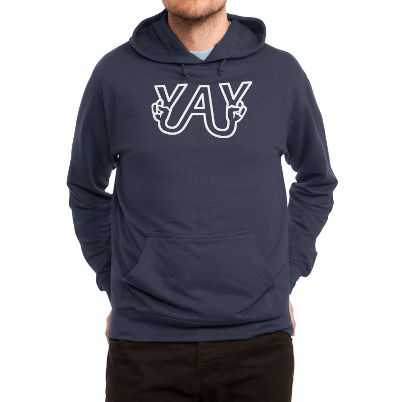 YAY Men's Pullover Hoody by Threadless Artist Shop