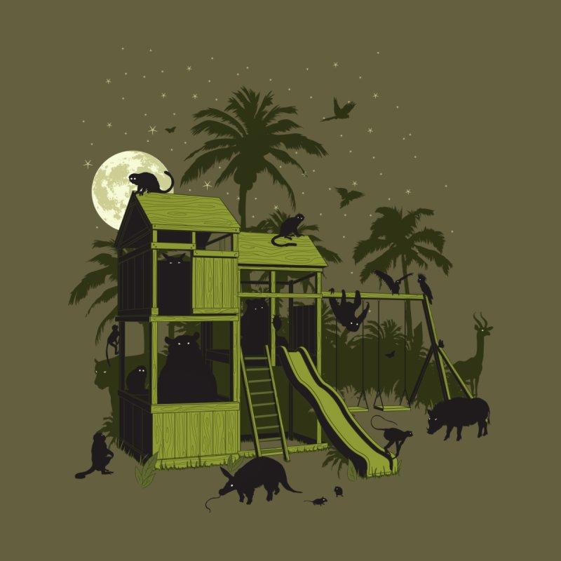 Jungle Gym Men's T-Shirt by Threadless Artist Shop