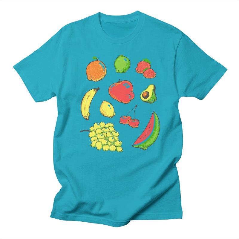 Booty Fruit Women's T-Shirt by Threadless Artist Shop