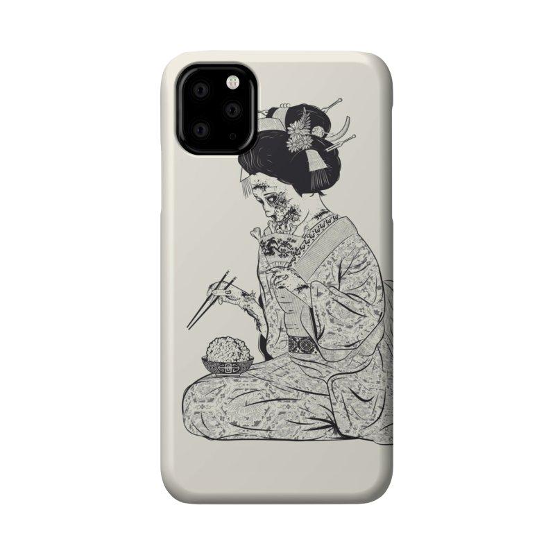 Geishaaa! Accessories Phone Case by Threadless Artist Shop