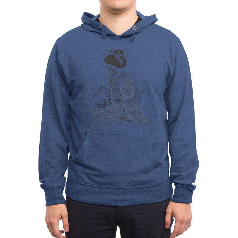 Geishaaa! Men's Pullover Hoody by Threadless Artist Shop