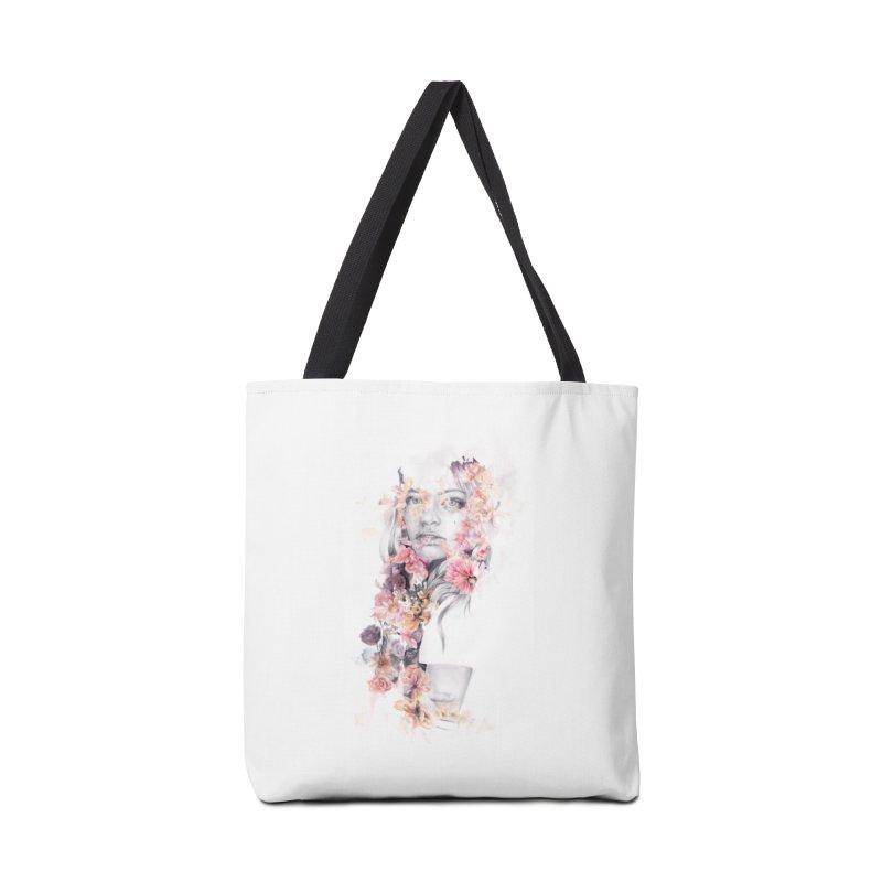 Springness Accessories Bag by Threadless Artist Shop