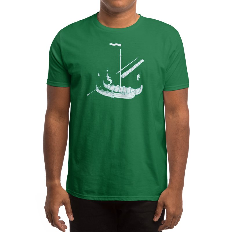 Vikings are just Swedish Pirates Men's T-Shirt by Threadless Artist Shop