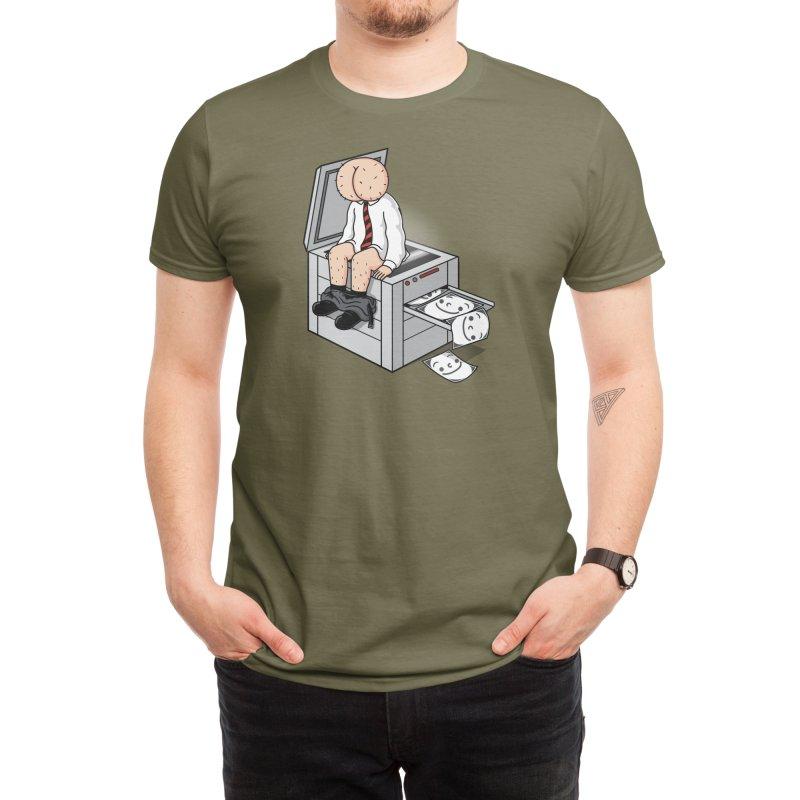 Buttface Copies! Men's T-Shirt by Threadless Artist Shop