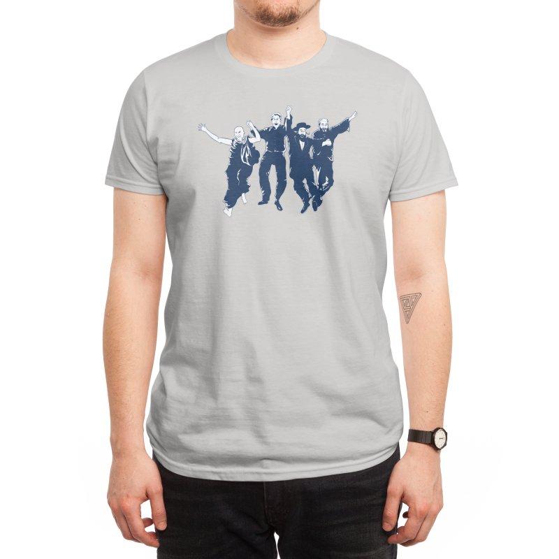 B.F.F. (Best Friends Forever) Men's T-Shirt by Threadless Artist Shop