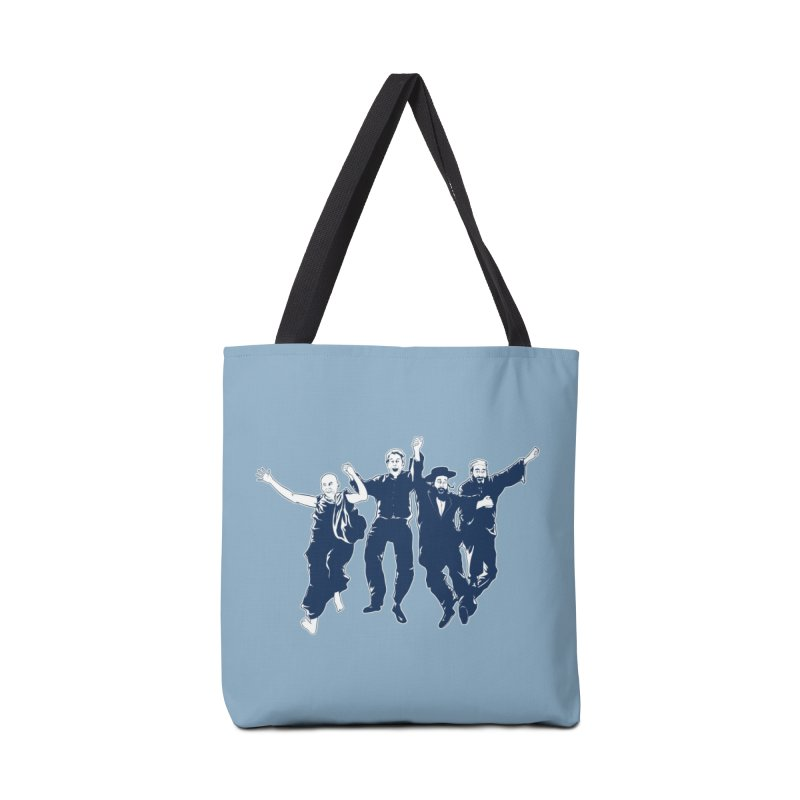 B.F.F. (Best Friends Forever) Accessories Bag by Threadless Artist Shop