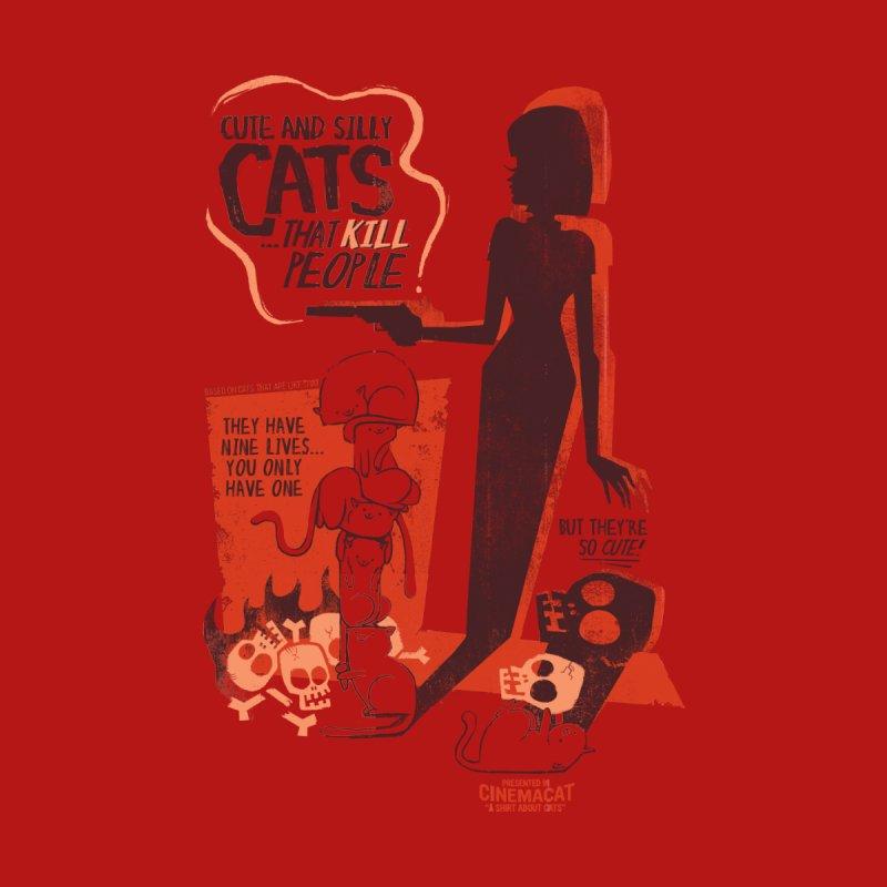 Cat Shirt Men's T-Shirt by Threadless Artist Shop