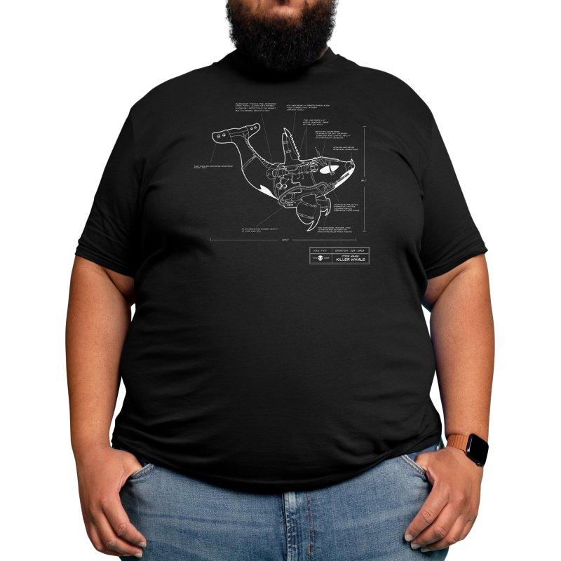 Killer Whale Men's T-Shirt by Threadless Artist Shop