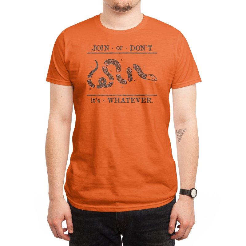 JOIN or DON'T Men's T-Shirt by Threadless Artist Shop