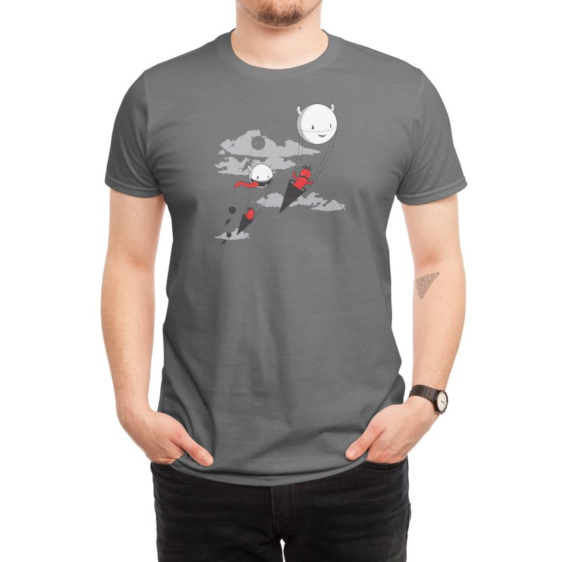 Acute Invasion Men's T-Shirt by Threadless Artist Shop