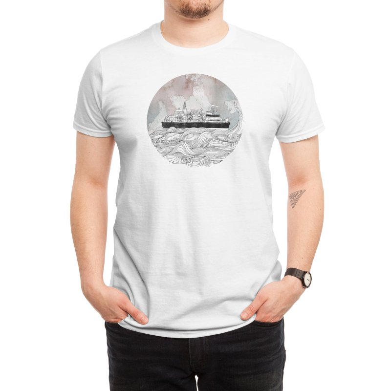 Almost Home Men's T-Shirt by Threadless Artist Shop
