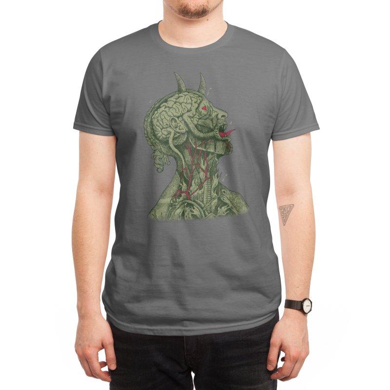 Anatomy of Evil Men's T-Shirt by Threadless Artist Shop