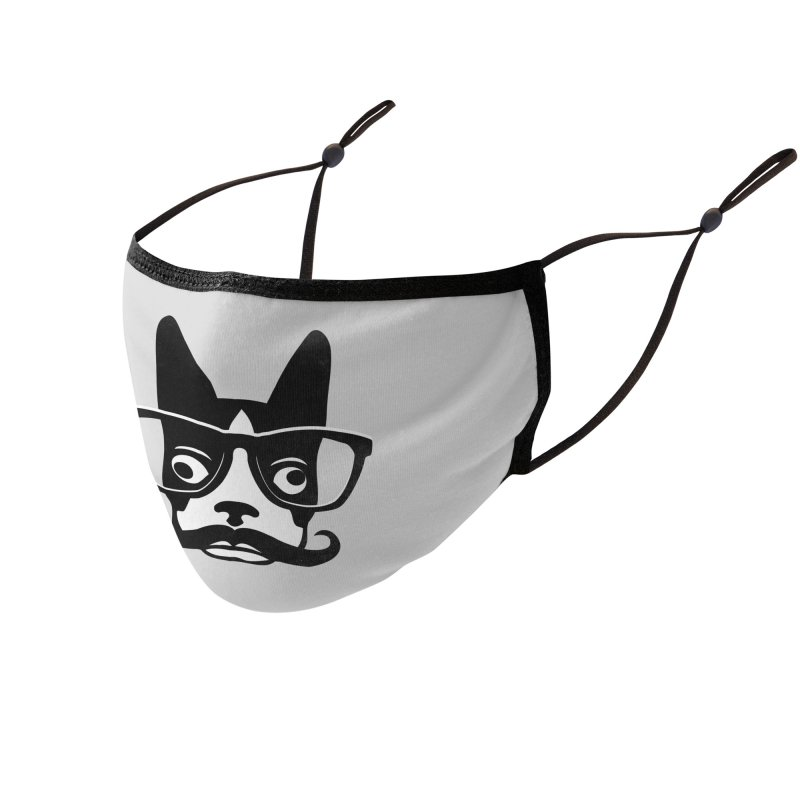 Boston Intellectual Accessories Face Mask by Threadless Artist Shop
