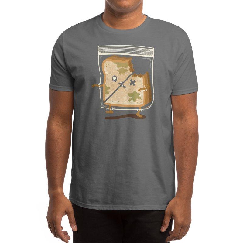 Breaaad! Men's T-Shirt by Threadless Artist Shop