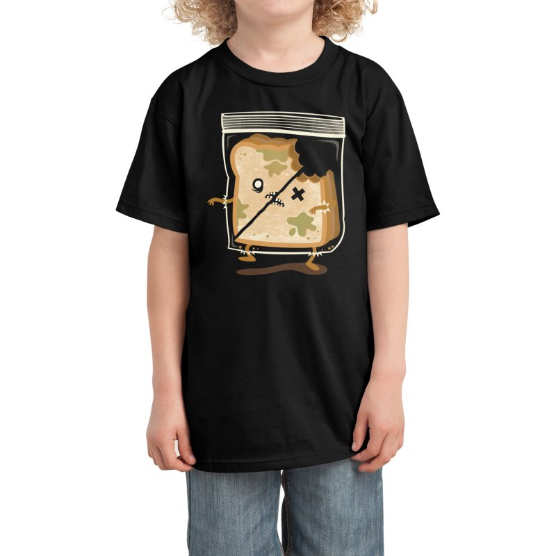 Breaaad! Kids T-Shirt by Threadless Artist Shop