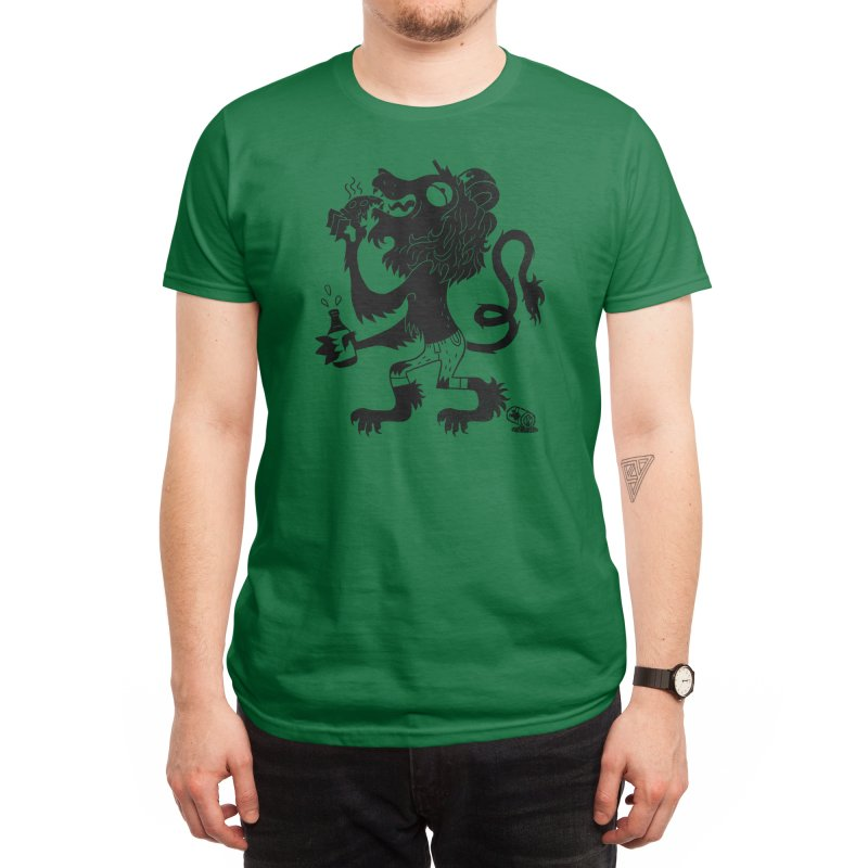 BRO OF ARMS Men's T-Shirt by Threadless Artist Shop