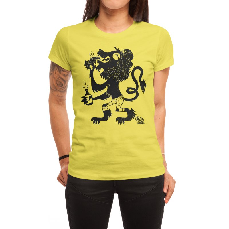 BRO OF ARMS Women's T-Shirt by Threadless Artist Shop