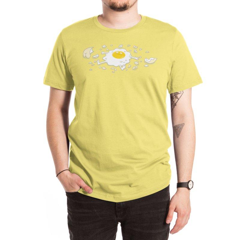 Broken Men's T-Shirt by Threadless Artist Shop