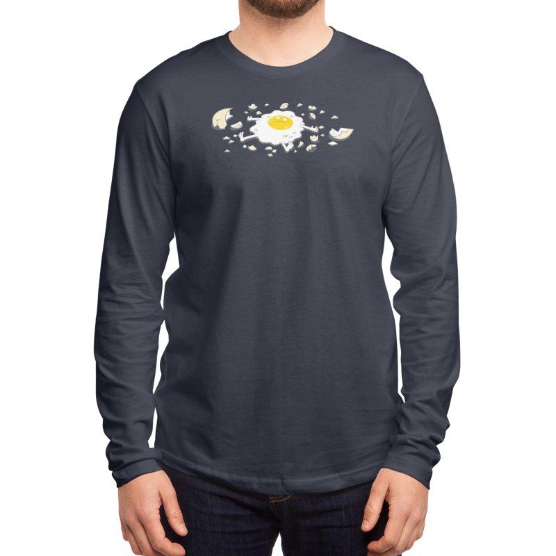 Broken Men's Longsleeve T-Shirt by Threadless Artist Shop