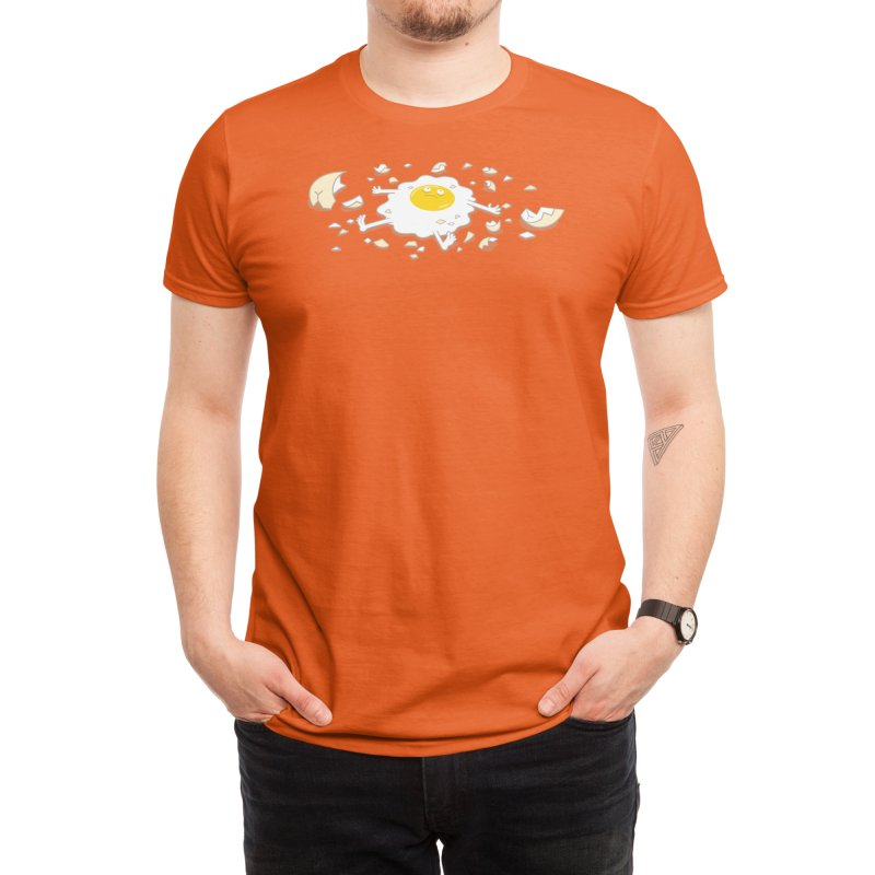 Broken Men's T-Shirt by Threadless Artist Shop